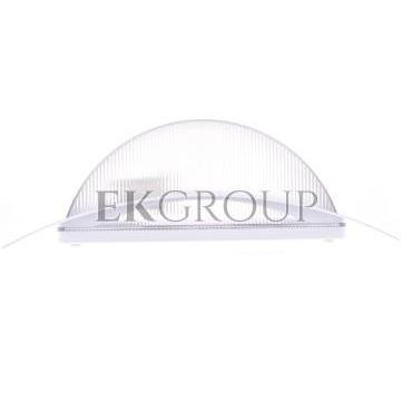 Plafoniera 1x 60W E27 IIkl. 220-240V IP54 TURK DL-60 IP54 biala 7025-205907