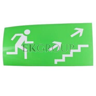 Piktogram 'schody w prawo na górę' 150x300 PD10-205767