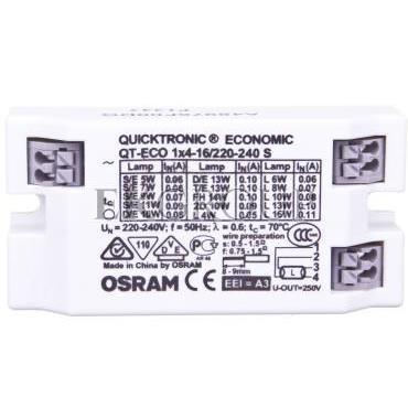 Statecznik elektroniczny QT-ECO 1x4-16/230-240 S 4050300638584-207128