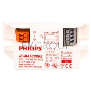 Statecznik elektroniczny HF-MatchboxRED 118 SH PL-C/PL-T 8711500928023-207144