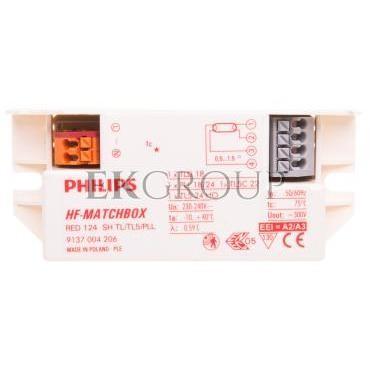 Statecznik elektroniczny HF-MatchboxRED 124 SH TL/TL5/PL-L 8711500910400-207148