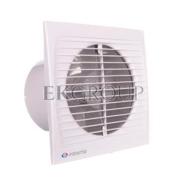 Wentylator domowy fi 150 230V 20W 240m3/h 33dB ścienny z wyłącznikiem sznurkowym (STYL WP) 150SV-218056