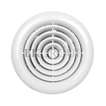 Wentylator domowy fi 100 230V 98m3/h 14W 34dB sufitowy 100PF okrągły (NV 10)-218064