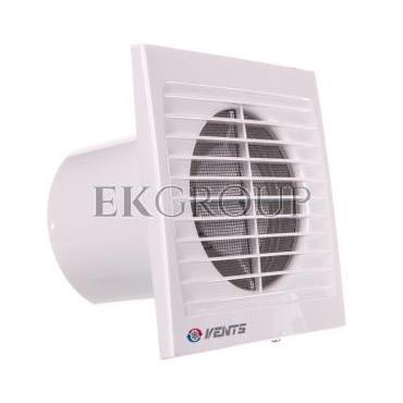 Wentylator łazienkowy fi 100 230V 14W 95m3/h 35dB z wyłącznikiem czasowym (STYL WC) 100ST-218074