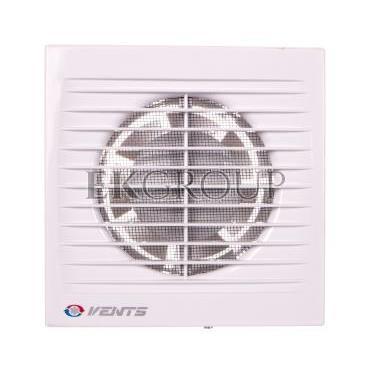 Wentylator łazienkowy fi 100 230V 14W 95m3/h 35dB z wyłącznikiem czasowym (STYL WC) 100ST-218075