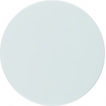 Berker R.1/R.3 Płytka czołowa z pokrętłem do ściemniacza obrotowego biała 11372089