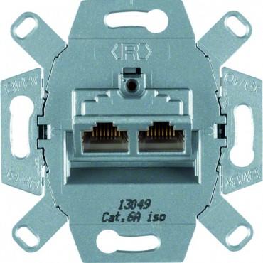 K.1/K.5 Gniazdo przyłączeniowe UAE 8/8-biegunowe ekranowane mechanizm 4587