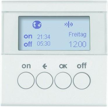 Berker S.1/B.3/B.7 Łącznik czasowy quicklink KNX RF biały, połysk 85745289