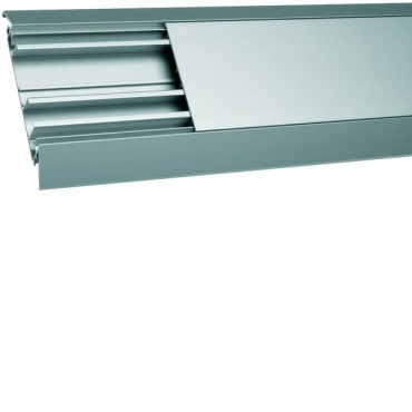 Kanał podłogowy 18x125mm aluminium AKA181250ELN /2m/