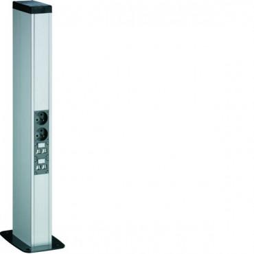 Minikolumna dwustronna DA200-45 700mm aluminium DAP245700ELN