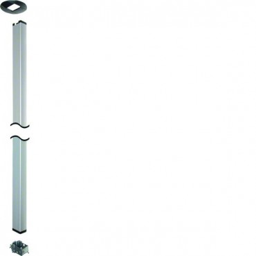 Kolumna jednostronna DA200-80 3,4m aluminium DAK803400ELN