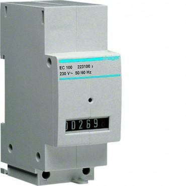 Licznik godzin pracy 230V AC 50/60 Hz EC100