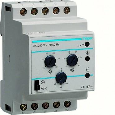 Termostat wielofunkcyjny 230V 1P/2A EK187