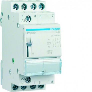 Przekaźnik impulsowy 16A 230V 4Z EPN540