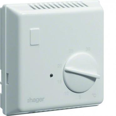 Regulator temperatury bimetalowy 230V 10A 5-30°C IP30 biały EK052