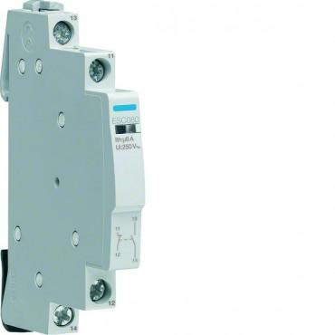 Styk pomocniczy 1Z 1R montaż boczny ESC080