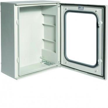 Obudowa Orion plus box drzwi przezroczyste 500x400x200mm IP66 FL263B