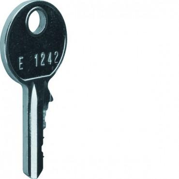 Klucz zapasowy univers, do zamka FZ597, 1242E, IP44/IP54 FZ596