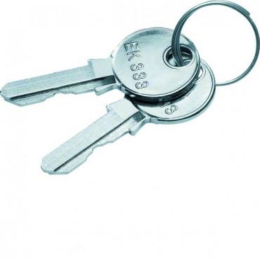 Klucz zapasowy do zamków FZ531N+FZ533N 1333 IP44/IP54 Univers FZ539