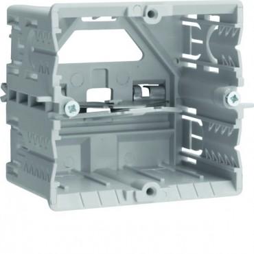 Puszka montażowa do montażu w profilach typu C uniwersalna PA bezhalogenowa GLT5000