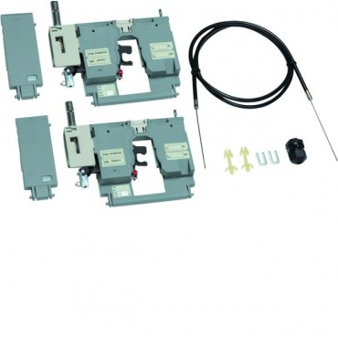 Blokada mechaniczna linkowa x250 do wyłączników / rozłączników HXB065H