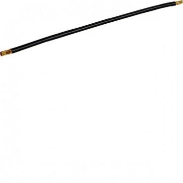 Przewód mostkujący 1P 6mm2 z końcówkami tulejkowymi 25cm K67E