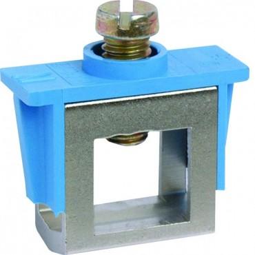 Zacisk szeregowy 0-16mm2 na szynę Cu 10x3mm KW16ST