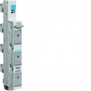 Rozłącznik bezpiecznikowy 4P 63A D02 do szyn 60mm L066M