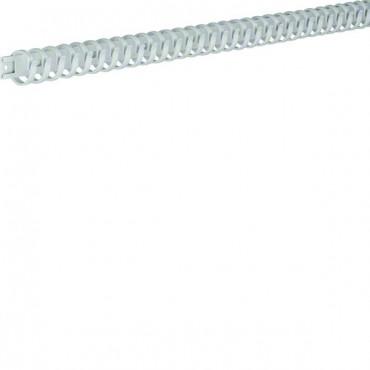 Korytko grzebieniowe elastyczny VK flex 20 21x23 samoprzylepny jasnoszare L2222 /0,5m/
