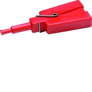 Klucz do wstawek kalibrowych D01-D03 PS01-03 żółty LE1418S