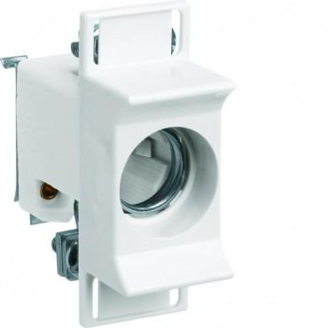 Gniazdo bezpiecznikowe na szynę 1P 63A D02 400V 3268 D02/E18 LD02K63-1SS