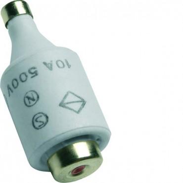 Wkładka bezpiecznikowa BiWtz 10A DTII gG 500V LE2710
