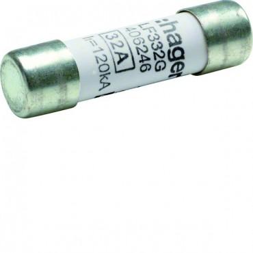 Wkładka bezpiecznikowa BiWtz cylindryczna 10x38mm 32A gG LF332G