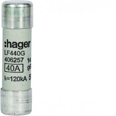Wkładka bezpiecznikowa BiWtz cylindryczna 14x51mm 40A gG 500V LF440G /10szt./