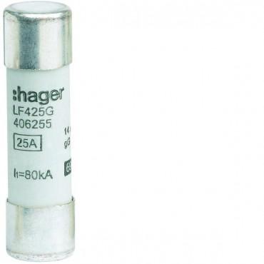 Bezpiecznik cylindryczny BiWtz 14x51 gG 25A LF425G