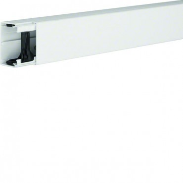 Kanał elektroinstalacyjny PCV 40x60mm biały LF4006009010 /2m/