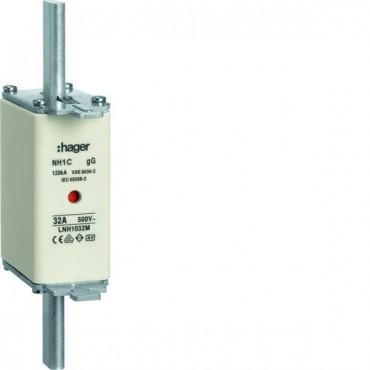 Wkładka bezpiecznikowa NH1C 32A 500V gG LNH1032M