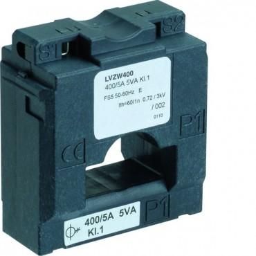 Przekładnik prądowy 250/5A 5VA kl.1 63.5x30,5mm LVZW250