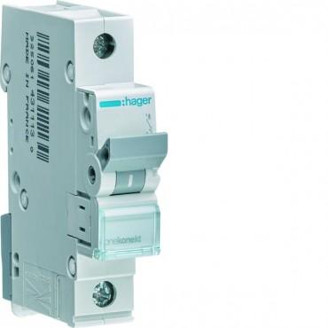 Wyłącznik nadprądowy 1P B 6A 6kA AC MBN106E