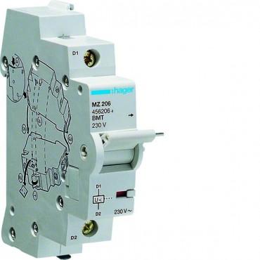 Wyzwalacz podnapięciowy 230V AC MZ206