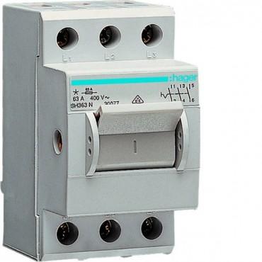 Rozłącznik kompaktowy 63A 3P SH363N