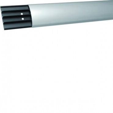 Kanał podłogowy 18x75 z pokrywą z aluminium /2m/ SLA180750ELN