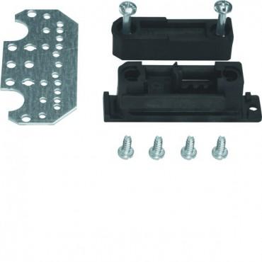 Wspornik szyn zbiorczych universN 60mm 1-bieguowy UZ61S2 (2szt.)