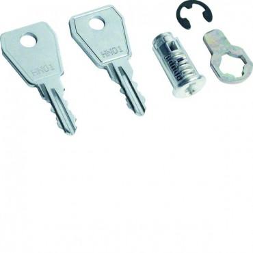 Zamek z kluczem (2 klucze w komplecie) do rozdzielni Volta VZ302N