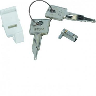 Zamek z 2 kluczykami do rozdzielnicy GOLF VF/VS VZ794N