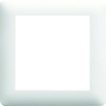 LUMINA2 Ramka pojedyncza biała WL5010