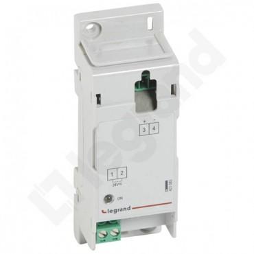 Zasilacz pomocniczny 24V AC/DC DPX3 421083