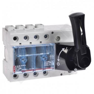 Rozłącznik izolacyjny 3P 63A VISTOP /napęd czołowy czarny/ 022512