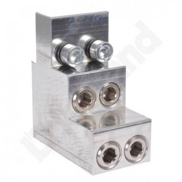 Zaciski klatkowe DPX 1250/1600 4x240 mm2 026270