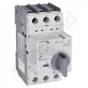 Wyłącznik silnikowy 3P 4kW 6-10A MPX3 32H 417330
